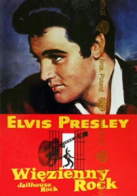 Więzienny rock (1957) plakat