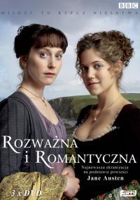 Rozważna i romantyczna (2008) plakat