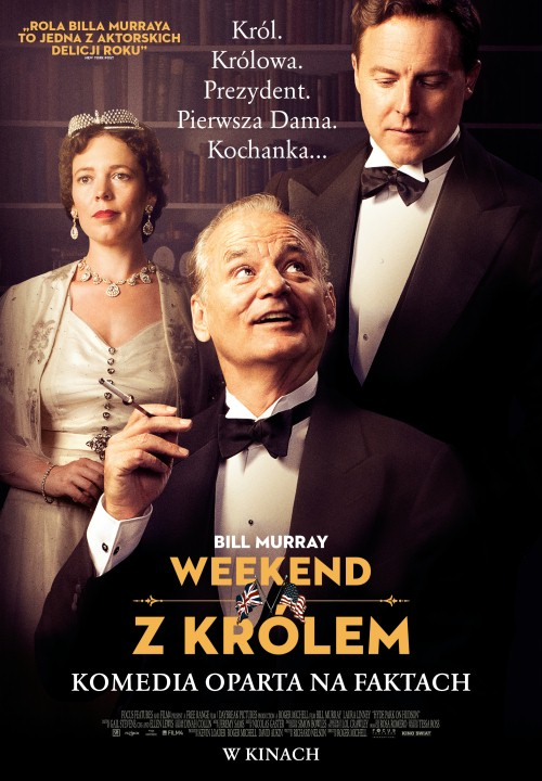 Weekend z królem