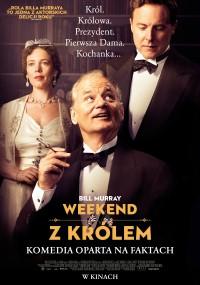 Weekend z królem (2012) plakat