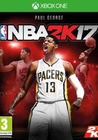 NBA 2K17 (2016) plakat