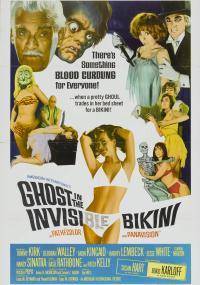 Duch w niewidzialnym bikini