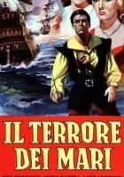 Il terrore dei mari (1961) plakat