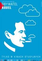 plakat - Obywatel Havel (2008)
