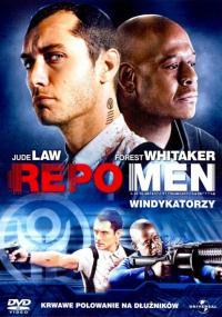 Repo Men - Windykatorzy (2010) plakat