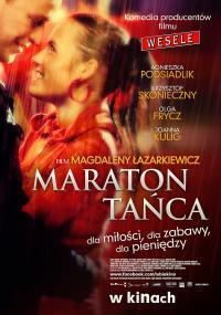 Maraton tańca (2010) plakat