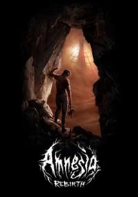 Amnesia: Rebirth (2020) plakat