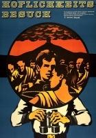 Vizit vezhlivosti (1972) plakat