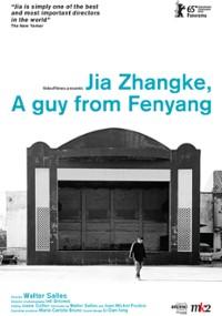 Jia Zhang-ke – chłopak z Fenjanu (2014) plakat