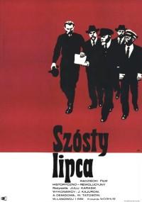 Szósty Lipca (1968) plakat