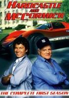plakat - Hardcastle i McCormick (1983)