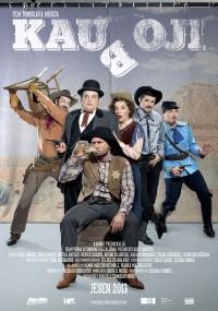 Kowboje z przypadku (2013) plakat