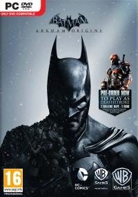 Batman: Arkham Origins (2013) plakat