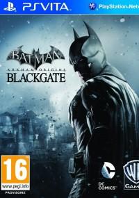 Batman: Arkham Origins Blackgate (2013) plakat