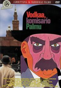 Vodkaa, komisario Palmu
