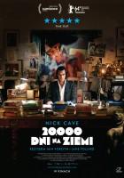 plakat - 20 000 dni na Ziemi (2014)