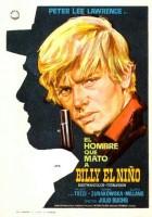 plakat - El Hombre que mató a Billy el Niño (1967)