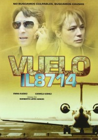 Lot 8714: ostatni start (2010) plakat