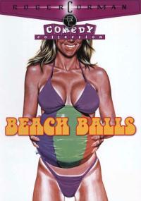 Plażowe szaleństwa (1988) plakat
