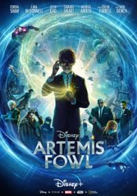 Artemis Fowl (2020) plakat