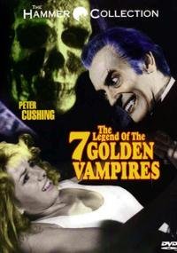 Legenda siedmiu złotych wampirów