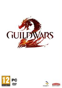 Guild Wars 2 (2012) plakat