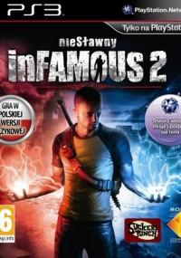 nieSławny: inFamous 2 (2011) plakat