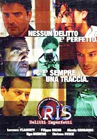Wydział śledczy RIS (2005) plakat