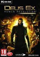 plakat - Deus Ex: Bunt ludzkości (2011)