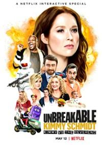 Unbreakable Kimmy Schmidt: Kimmy kontra Wielebny (2020) plakat