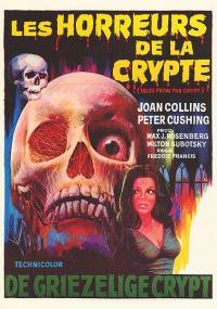 Opowieści z krypty (1972) plakat