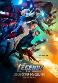 Legends of Tomorrow (2016) plakat
