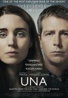 plakat - Una (2016)