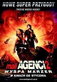 Mali agenci 2: Wyspa marzeń (2002) plakat