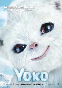 Yoko: Przygody małego yeti (2012) plakat