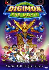 Digimon (2000) plakat
