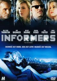 Informers (2008) plakat