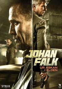 Johan Falk: Ur askan i elden (2015) plakat