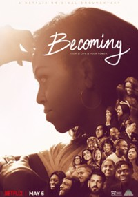 Becoming. Moja historia (2020) plakat