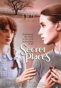 Secret Places (1984) plakat