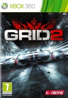 plakat - GRID 2 (2013)