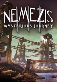 Nemezis: Mysterious Journey III (2021) plakat