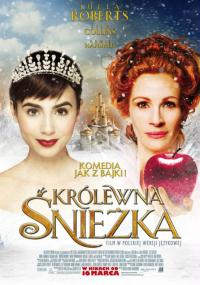 Królewna Śnieżka (2012) plakat