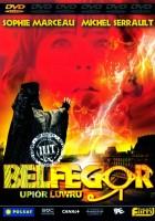 plakat - Belfegor - upiór Luwru (2001)