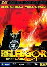 Belfegor - upiór Luwru (2001) plakat