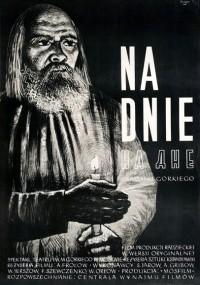 Na dnie (1952) plakat