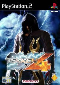 Tekken 4 (2001) plakat