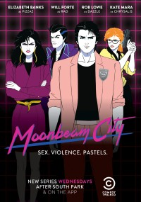 Moonbeam City (2015) plakat
