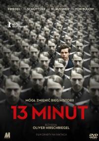 13 minut (2015) plakat