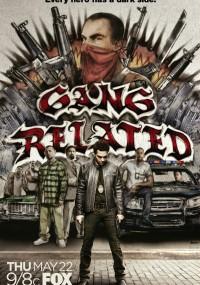 Piętno gangu (2014) plakat